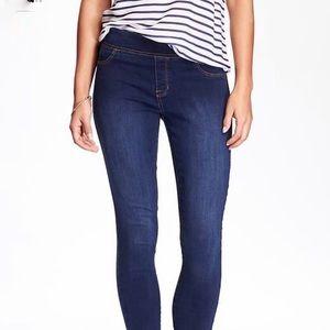 Old Navy Rockstar Mid-Rise Jeggings Skinny Jeans